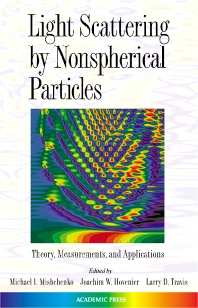 Light Scattering by Nonspherical Particles, 1st Edition,Michael Mishchenko,Joachim Hovenier,Larry Travis,ISBN9780124986602