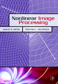 Cover image for Nonlinear Image Processing