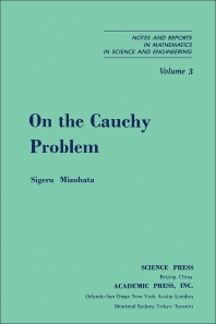 On the Cauchy Problem - 1st Edition - ISBN: 9780125016605, 9781483269061
