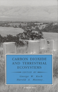 Cover image for Carbon Dioxide and Terrestrial Ecosystems
