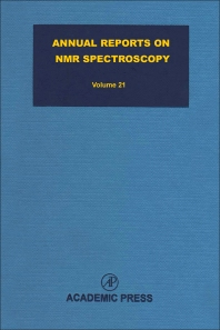 Annual Reports on NMR Spectroscopy - 1st Edition - ISBN: 9780125053211, 9780080584041