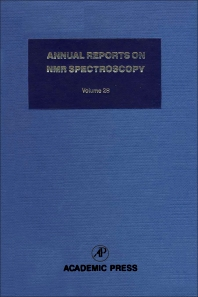 Annual Reports on NMR Spectroscopy - 1st Edition - ISBN: 9780125053280, 9780080584119