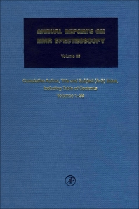 Annual Reports on NMR Spectroscopy - 1st Edition - ISBN: 9780125053396, 9780080584225