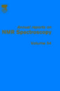 Annual Reports on NMR Spectroscopy, 1st Edition,Graham Webb,ISBN9780125054546