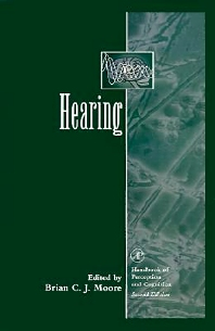 Hearing, 1st Edition,Brian Moore,ISBN9780125056267