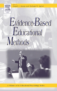 Evidence-Based Educational Methods, 1st Edition,Daniel Moran,Richard Malott,ISBN9780125060417