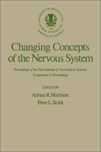 Cover image for Changing Concepts of the Nervous System