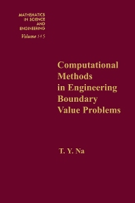 Cover image for Computational Methods in Engineering Boundary Value Problems