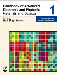 Cover image for Handbook of Advanced Electronic and Photonic Materials and Devices, Ten-Volume Set