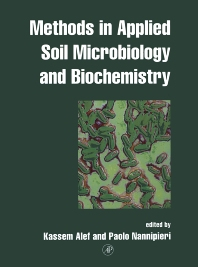 Cover image for Methods in Applied Soil Microbiology and Biochemistry