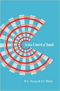 Cover image for Active Control of Sound