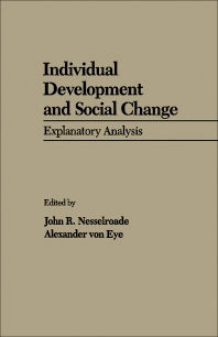 Cover image for Individual Development and Social Change