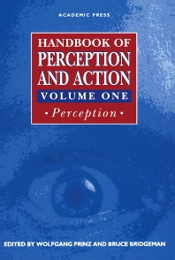 Cover image for Handbook of Perception and Action