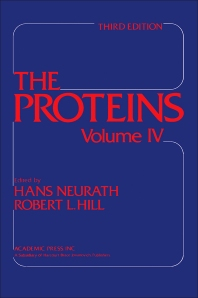 The Proteins Pt 4 - 3rd Edition - ISBN: 9780125163040, 9780323162043