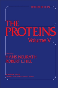 The Proteins Pt 5 - 3rd Edition - ISBN: 9780125163057, 9780323162036