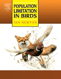 Population Limitation in Birds, 1st Edition,Ian Newton,ISBN9780125173667