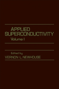 Applied superconductivity - 1st Edition - ISBN: 9780125177016, 9780323151290