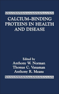 Cover image for Calcium-Binding Proteins in Health and Disease