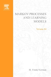 Cover image for Markov Processes and Learning Models