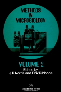 Methods in Microbiology - 1st Edition - ISBN: 9780125215022, 9780080860275