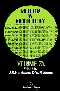 Methods in Microbiology - 1st Edition - ISBN: 9780125215077, 9780080860350