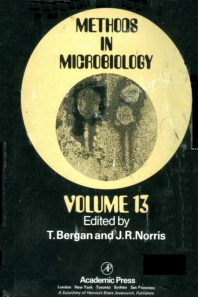 Methods in Microbiology - 1st Edition - ISBN: 9780125215138, 9780080860428