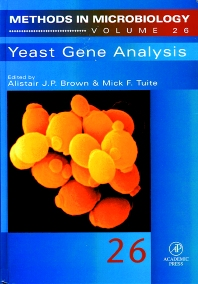 Cover image for Yeast Gene Analysis