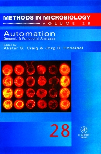 Automation: Genomic and Functional Analyses, 1st Edition,Alister Craig,Jörg Hoheisel,ISBN9780125215275