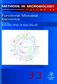Cover image for Functional Microbial Genomics