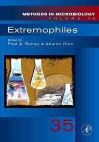 Extremophiles, 1st Edition,Fred Rainey,Aharon Oren,ISBN9780125215367