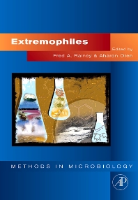 Cover image for Extremophiles