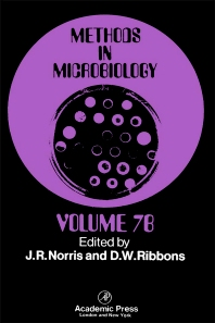 Cover image for Methods in Microbiology
