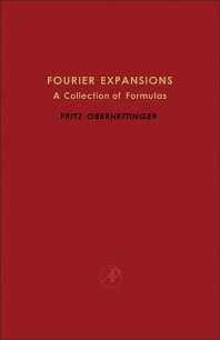 Cover image for Fourier Expansions