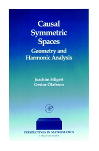 Cover image for Causal Symmetric Spaces