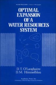 Optimal Expansion of a water Resources system - 1st Edition - ISBN: 9780125254502, 9780323141499