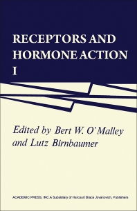 Cover image for Receptors and Hormone Action