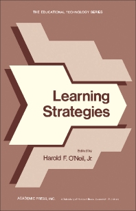 Learning Strategies - 1st Edition - ISBN: 9780125266505, 9781483267135