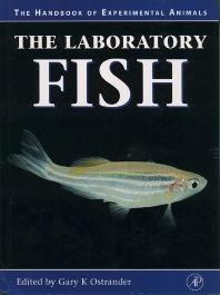Cover image for The Laboratory Fish