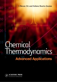 Chemical Thermodynamics: Advanced Applications - 1st Edition - ISBN: 9780125309851, 9780080500997