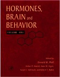 Cover image for Hormones, Brain and Behavior, Five-Volume Set