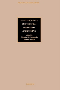 Plasma Sources for Thin Film Deposition and Etching, 1st Edition,Maurice Francombe,John Vossen,ISBN9780125330183