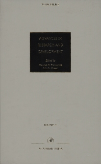 Cover image for Advances in Research and Development