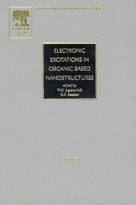 Cover image for Electronic Excitations in Organic Based Nanostructures