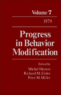 Cover image for Progress in Behavior Modification