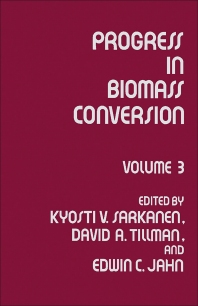 Progress in Biomass Conversion - 1st Edition - ISBN: 9780125359030, 9781483281643