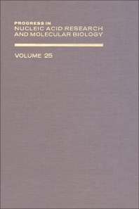 Progress in Nucleic Acid Research and Molecular Biology - 1st Edition - ISBN: 9780125400251, 9780080863139
