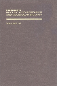 Progress in Nucleic Acid Research and Molecular Biology - 1st Edition - ISBN: 9780125400275, 9780080863153