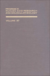 Progress in Nucleic Acid Research and Molecular Biology - 1st Edition - ISBN: 9780125400374, 9780080863252