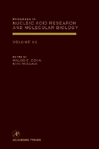 Progress in Nucleic Acid Research and Molecular Biology - 1st Edition - ISBN: 9780125400534, 9780080863412