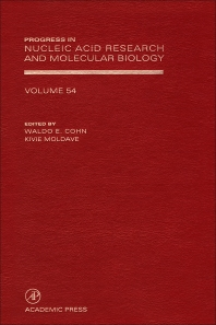 Progress in Nucleic Acid Research and Molecular Biology - 1st Edition - ISBN: 9780125400541, 9780080863429